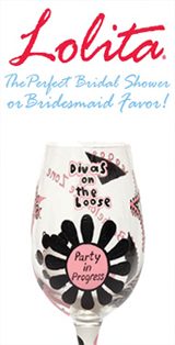 bridal shower wine glass ad